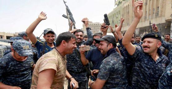 Irak Başbakanı İbadi, Musul'da zafer ilan etti