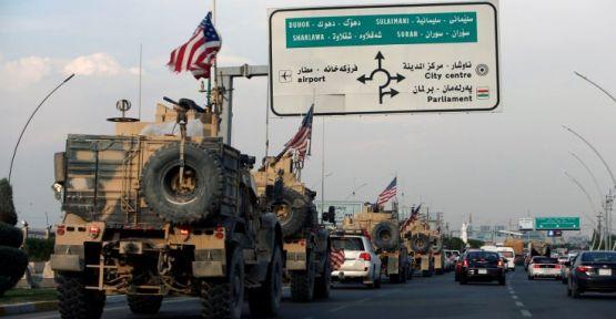 Irak, Suriye'den çekilen ABD askerlerini istemiyor