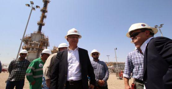 Irak'ta yabancı petrol şirketlerine füzeli saldırı