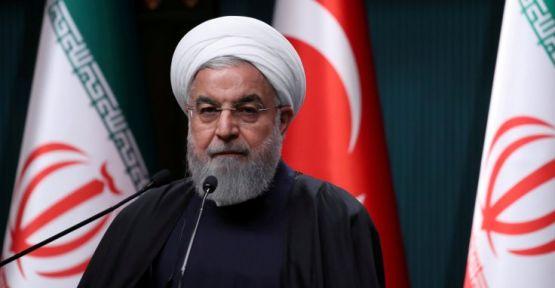 İran Cumhurbaşkanı Hasan Ruhani: İran en zorlu yılını yaşıyor