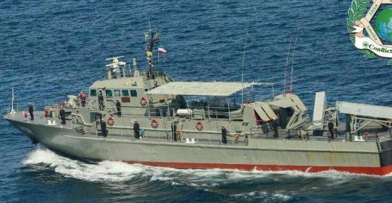 İran kendi gemisini vurdu, 19 denizci öldü