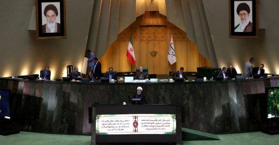 İran parlamentosu Amerikan askerlerini 'terörist' ilan etti