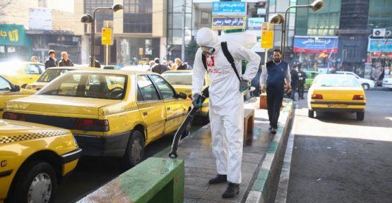 İran'da korona virüsü nedeniyle ölenlerin sayısı 291'e yükseldi