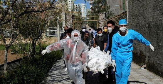 İran'da son 24 saatte 125 kişi öldü, ölü sayısı 4 bin 357'ye yükseldi