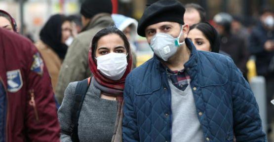 İran'da virüsten ölenlerin sayısı artıyor