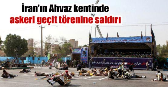 İran'da askeri geçit törenine saldırı: 24 asker yaşamını yitirdi
