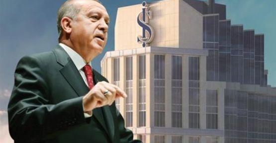 İş Bankası'nda devir taslağı Erdoğan'a sunuldu