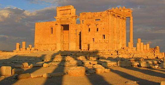 'IŞİD, Palmira Antik Kenti'ne mayın döşedi'