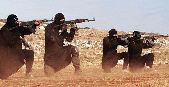 IŞİD'ciler, kendi eşlerini vuruyor