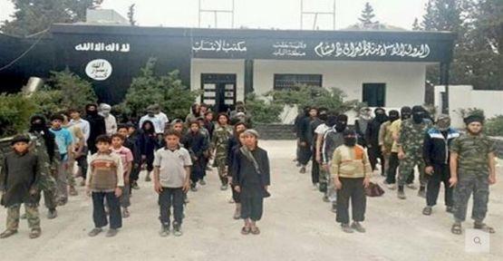 IŞİD'in elinde 600 Türkiyeli çocuk var