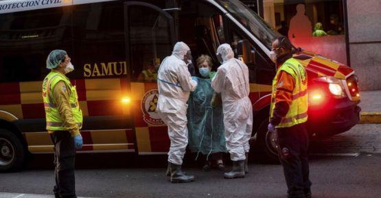 İspanya'da altı haftadır en düşük ölüm: 300'ün altına indi