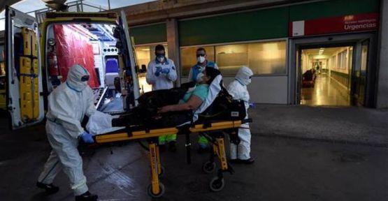 İspanya'da ölü sayısı 300'ün altına düştü