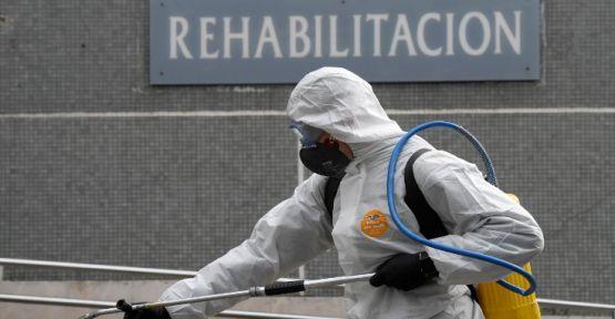 İspanya'da ölü sayısı 767'ye yükseldi
