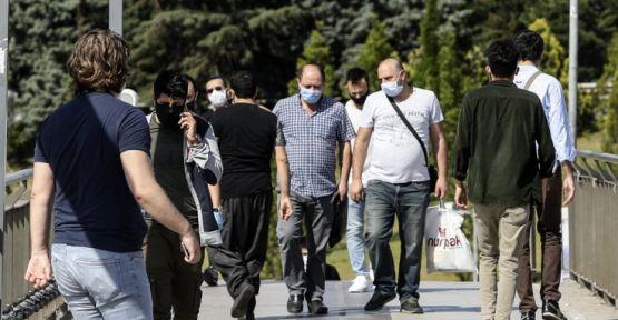 İstanbul, Ankara ve Bursa'da açık alanlarda maske takmak zorunlu oldu