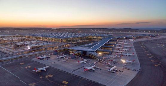 İstanbul Havalimanı uçuşlara hazırlanıyor: Maske ve sosyal mesafe şart