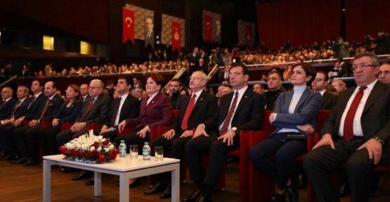 İstanbul Kongre Merkezi'nde 'Kanal İstanbul Çalıştayı'