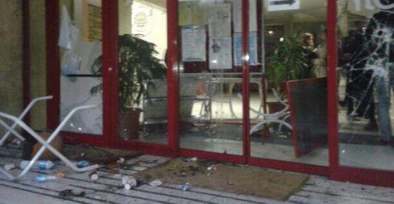 İstanbul ve Ankara'daki üniversitelerde öğrencilere saldırı