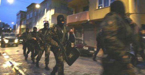 İstanbul'da HDP müşahitlerine gözaltı