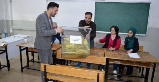 İstanbul'da oy verme işlemi sona erdi!
