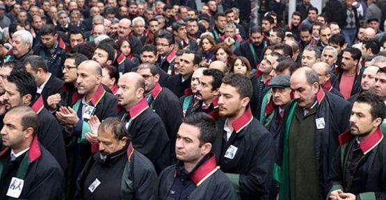 İstanbul'da yeni baro için bin 700 imza toplandı
