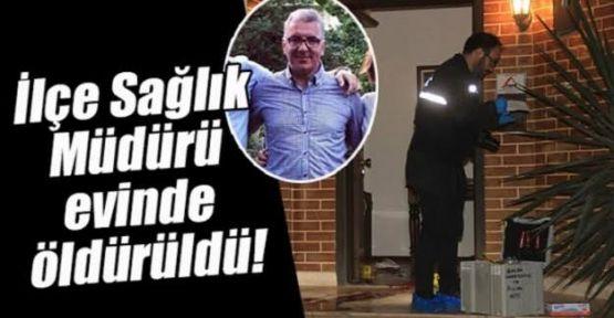 İzmir'de İlçe Sağlık Müdürü ile doktor eşi aynı saatlerde öldürüldü