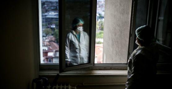 İzmir'de koronaya yakalanan sağlık çalışanı sayısı 466'ya yükseldi