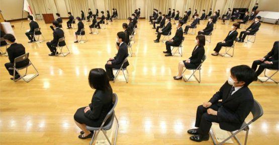 Japonya'da vaka sayısı 3 bin 632'ye yükseldi