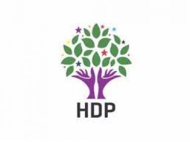 Ji HDP'ê ji bo Bakiye Berîa Onger peyama sersaxiyê