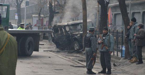 Kabil'de Türkiye Büyükelçiliği yakınında patlama: 1 Ölü