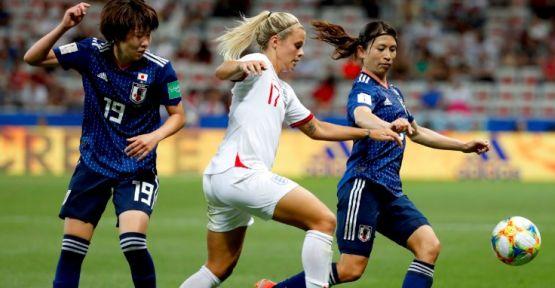 Kadınlar Dünya Kupası'nda 2 takım son 16'da