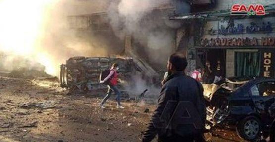 Kamışlı'da peş peşe üç saldırı: En az dört kişi öldü