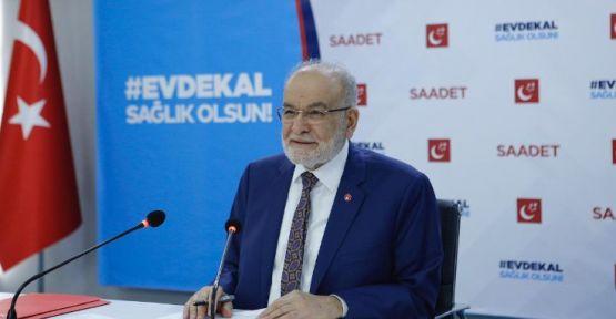 Karamollaoğlu: Herkese biner lira verilmeli