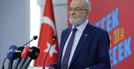 Karamollaoğlu: Tweet'ten ceza verilecekse iktidarda kimse kalmaz