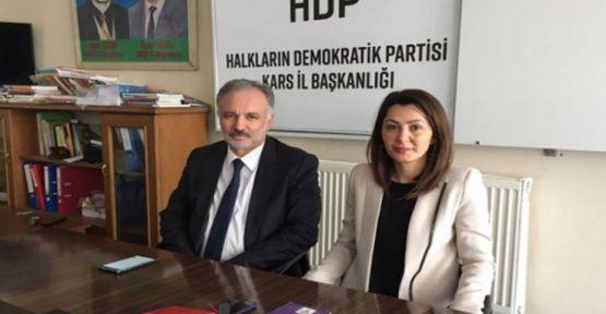 Kars anketi: HDP belediyede yüzde 33.7'ye çıktı