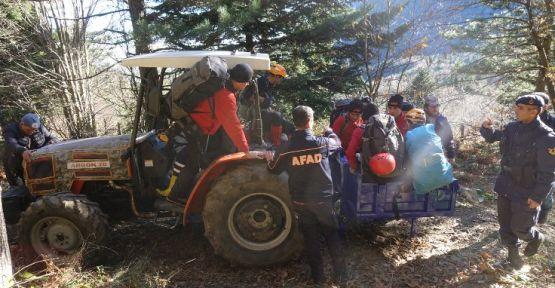 Kayıp dağcılar: Uludağ'da iki ceset bulundu