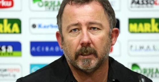 Kayserispor Teknik Direktörü Sergen Yalçın istifa etti