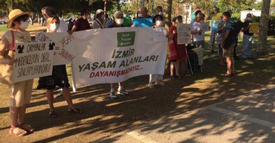 'Kazdağları nöbetine kesilen para cezaları 330 bin liranın üzerinde'