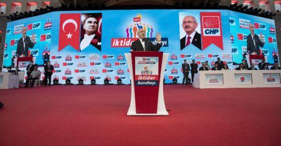 Kemal Kılıçdaroğlu, 6. kez CHP Genel Başkanlığına seçildi