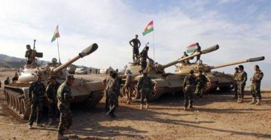 Kerkük'te 10'dan fazla köy IŞİD'den kurtarıldı