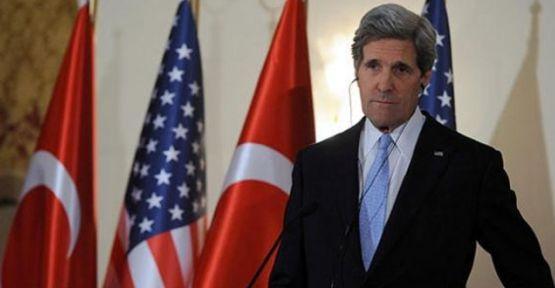 Kerry 24 Ağustos'ta Türkiye'ye gelecek