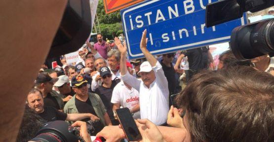 Kılıçdaroğlu AB'ye seslendi: Sizden de adalet istiyoruz