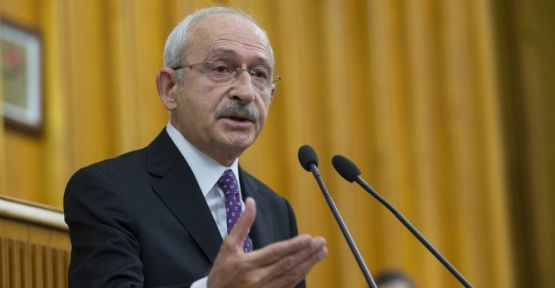 Kılıçdaroğlu: Adım gibi eminim AKP ve MHP araştırılmasın diyecek
