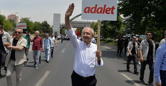 Kılıçdaroğlu: Bu koşullarda yeni bir Adalet Yürüyüşü tuzağa düşmek olur