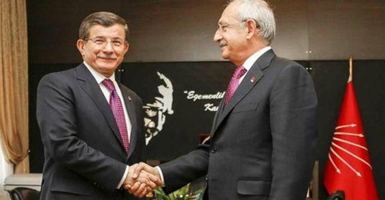 Kılıçdaroğlu: Gelecek ve DEVA partilerine grup kurma desteği veririz