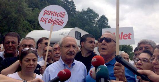 Kılıçdaroğlu: Hepsinin canı sağolsun
