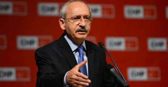 Kılıçdaroğlu: Kaybettiğimiz 33 canı rahmetle anıyorum