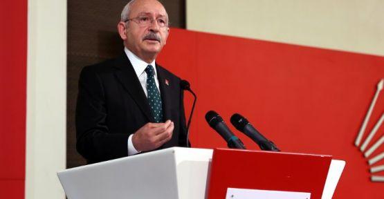 Kılıçdaroğlu: KHK ile atıyorsanız demokrasi nerede?