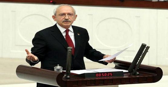 Kılıçdaroğlu Meclis'teki gece törenine katılmayacak