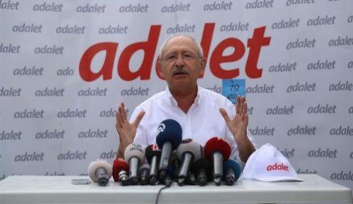 Kılıçdaroğlu'ndan Erdoğan'a Demirtaş yanıtı!