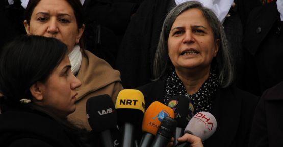 Kışanak: 'AKP saltanatına son vereceğiz'